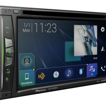 Pioneer debuton me tre sisteme të reja wireless CarPlay
