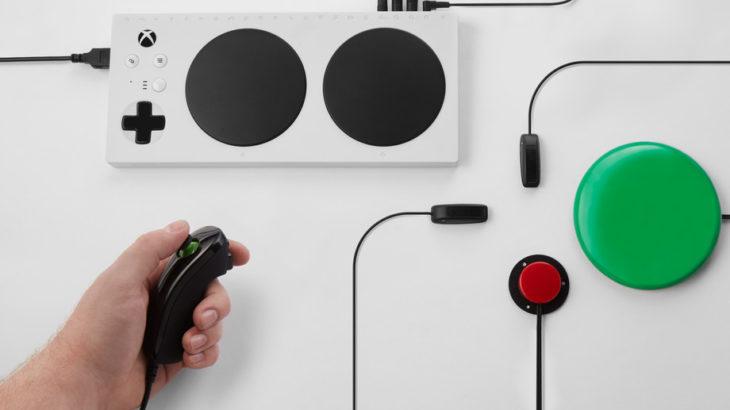 Microsoft prezantoi një kontroller Xbox për personat me aftësi të kufizuara