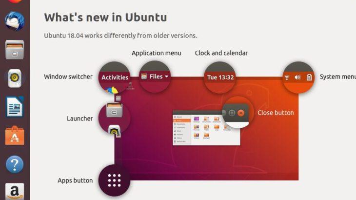 Çfarë ka të re me Ubuntu 18.04