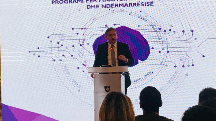 """Ministria e Inovacionit dhe Ndërmarrësisë shpalli të hapur garën e """"Fondit për Inovacion dhe Ndërmarrësi"""""""