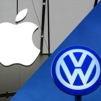 Apple po bashkëpunon më Volkswagen për të krijuar autobusa autonomë për punonjësit