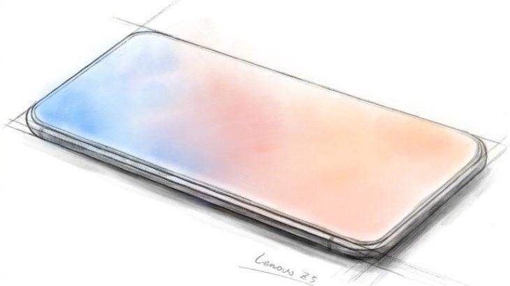 """Lenovo zbulon një telefon me ekran pa skaje i cili nuk ka një """"notch"""""""