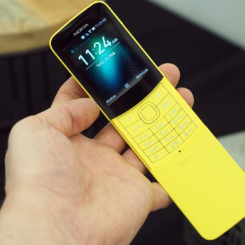 Telefoni i ri i Nokia-s 8110 në formë banane del në shitje në Azi këtë muaj
