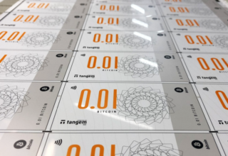 Singapor, debuton kartëmonedha e parë e Bitcoin