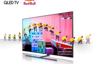 Samsung dhe Red Bull sfidojnë përdoruesit të 'Shikojnë Pamjen e Madhe' në një video të re të sporteve ekstreme