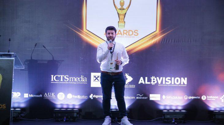 Hakan Shehu: Intervistë me Diplomën e Vitit në edicionin e 6-të të ICT Awards