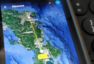 Opsioni i ri i Google Earth lejon matjen e distancave dhe sipërfaqeve në hartë