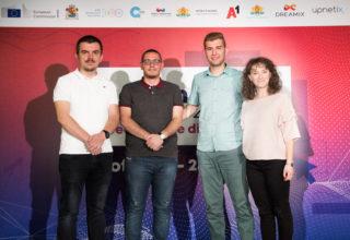 UBT-CERT në Sofie të Bullgarisë për garën Balkan Hackathon