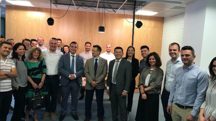 Neulogy dhe ICTSmedia shkëmbejnë eksperiencat më të mira mes Shqipërisë dhe Sllovakisë