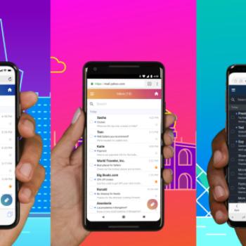 Yahoo përditëson aplikacionin Mail për shfletuesit mobil