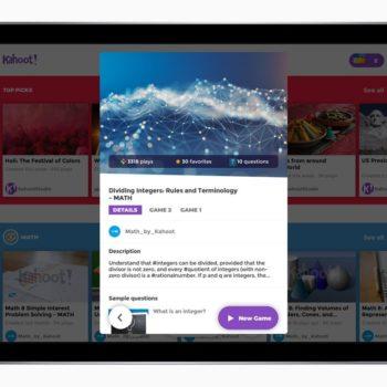 Aplikacioni Schoolwork i Apple tani është në dispozicion për përdorim nga mësuesit
