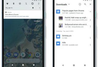 Google Chrome në Android mund të ruajë artikuj për tu lexuar offline