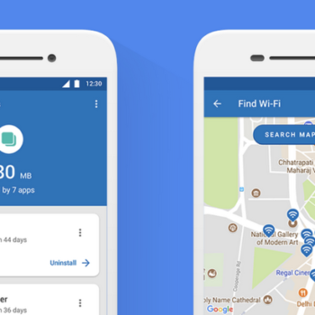 Aplikacioni i kufizimit të internetit Google Datally sjell hartat Wi-Fi