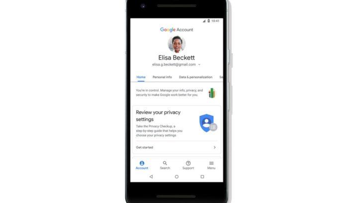 Ridizenjimi i Google Account e bën më të lehtë menaxhimin e llogarive