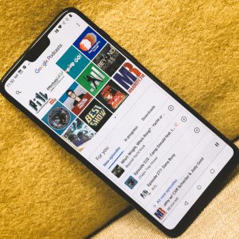 Google lançoi një aplikacion për podcastet