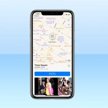 Apple Maps ndalon së funksionuari për disa orë