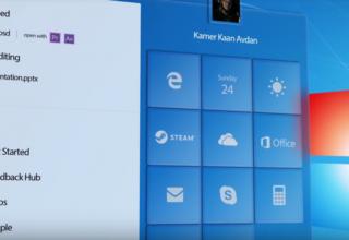 Ja sesi do të ngjante Windows 7 nëse bëhet nga e para në 2018-ën