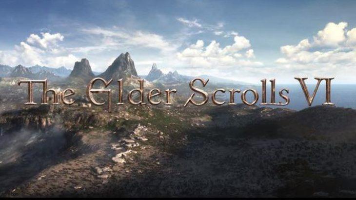 Bethesda publikon një trailer të Elder Scrolls VI
