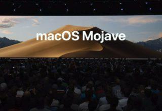 Versioni i ardhshëm i macOS është macOS Mojave