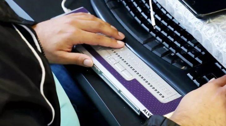 Apple, Microsoft, Google bashkëpunojnë në standardin e ri universal për ekranet Brail
