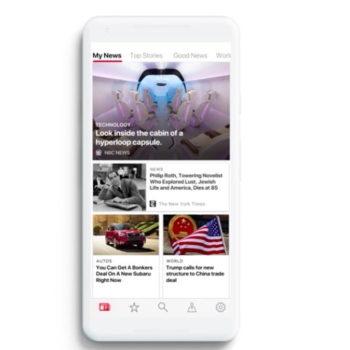 Microsoft përgjigjet Google News me aplikacionin ri Microsoft News