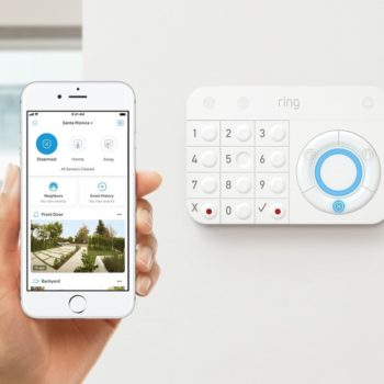 Ring lancon sistemin e sigurisë për shtëpitë për vetë 199$