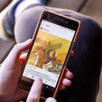 Instagram tashmë numëron 1 miliard përdorues në mbarë botën