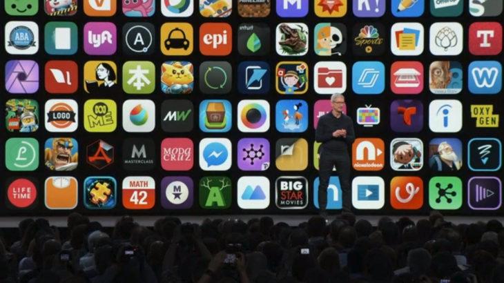 Apple publikon betan e parë publike të iOS 12