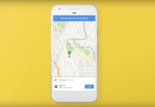 Hiqet rezervimi i Uber nga Google Maps për Android
