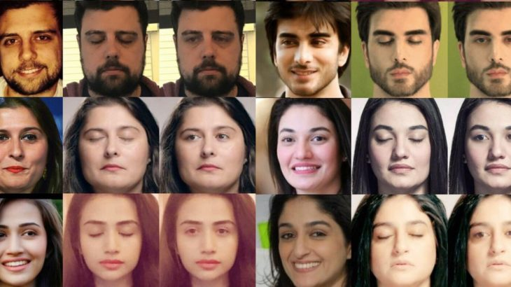 Facebook do të përdorë inteligjencën artificiale për të rregulluar fotot me sy mbyllur