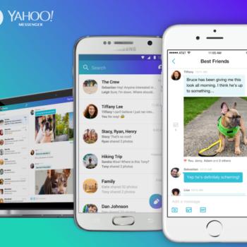 Yahoo Messenger mbyllet më 17 Korrik