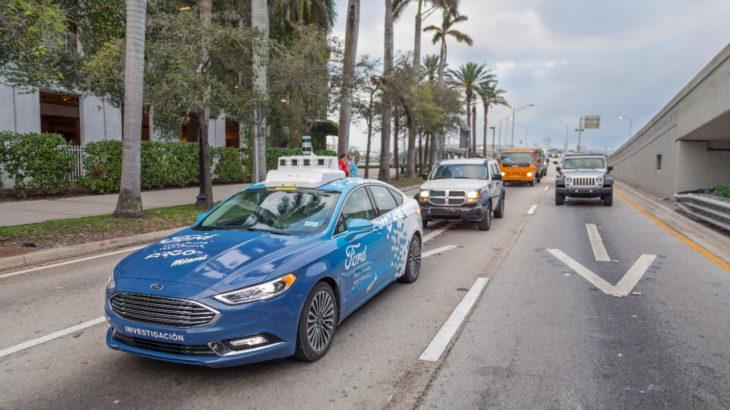 Ford do të invesotjë 4 miliardë dollarë në makinat autonome