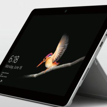 Microsoft prezanton tabletin buxhetor Surface Go me kosto 399 dollarë