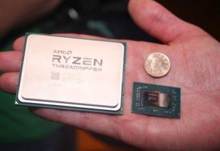 Procesori Threadripper 2 i AMD mund të kushtojë deri në 1,800 dollarë