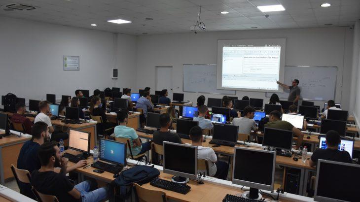 Vazhdon ANV e CSP ditën e 3 të ligjëratave Ethical Hacking UBT Kampus