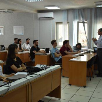 Vazhdon ANV e CSP ditën e 6 të ligjëratave Digital Forensics UBT Prishtinë