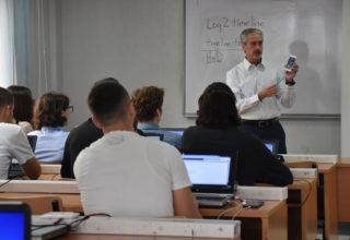 Vazhdon ANV e CSP ditën e 6 dhe 7 të ligjëratave Mobile Digital Forensics UBT Prishtinë
