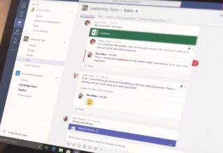 Microsoft prezantoi një version pa pagesë të Teams
