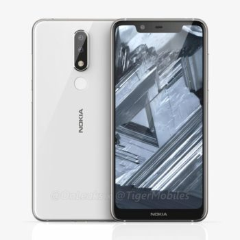 Imazhet e publikuara tregojnë një Nokia 5.1 Plus të re