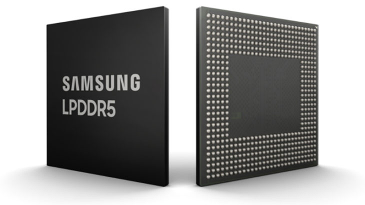 Samsung prezantoi gjeneratën e re të memories RAM LPDDR5