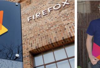 Mozilla ribrandon Firefox