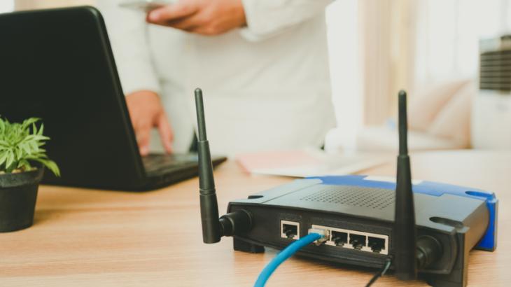 Ja sesi të kontrolloni fuqinë e sinjalit wireless
