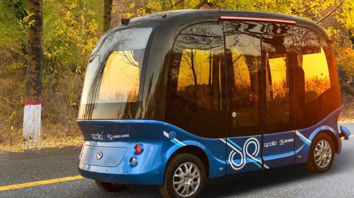 Baidu do të lanciojë autobusat autonomë