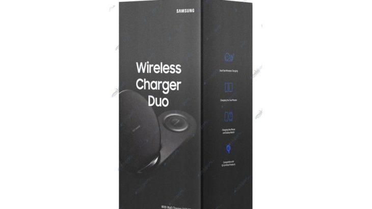 Së bashku me Note 9, Samsung do të prezantojë një karikues wireless 2n1