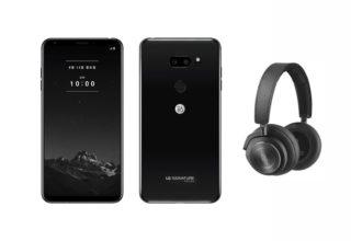 Telefoni LG 1,800 dollarësh që vjen me 500 dollarë kufje falas