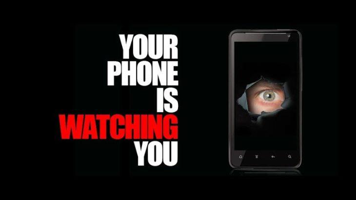 Telefoni juaj mund mos t'ju dëgjojë, por mund të jetë duke ju parë