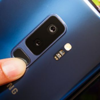A është Galaxy P30 telefoni i parë i Samsung me skaner të shenjave të gishtërinjve nën ekran?