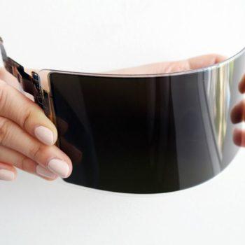 Samsung finalizon panelin fleksibël OLED për telefonët inteligjentë