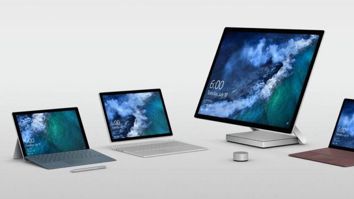 Më 10 Korrik Microsoft prezanton produkte të reja Surface