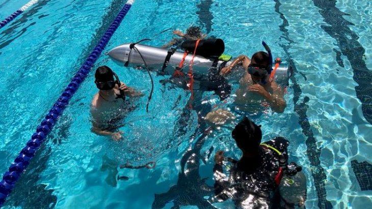 Elon Musk thotë se SpaceX po ndërton një nëndetëse për të shpëtuar të rinjtë e bllokuar në Tajlandë